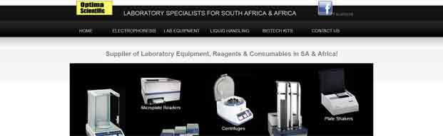 Service provider and supplier of laboratory equipment, reagents and consumables